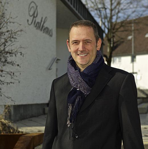 Stefan Keil Orsingen-Nenzingen Buergermeister Aus Gutem Grund